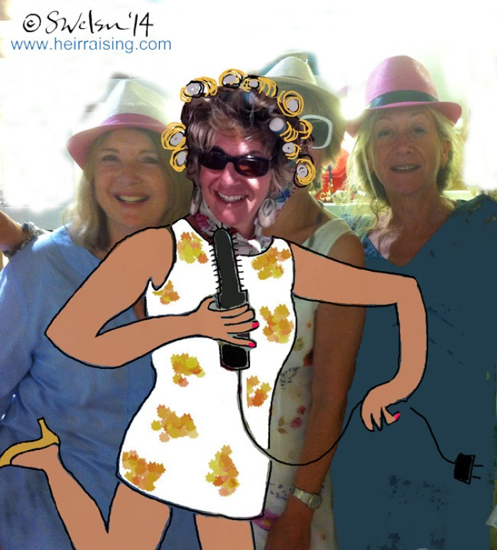 Jeff and The Skyrettes; Come to the Cabaret; Jo Sandelson performs live