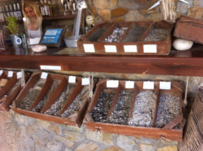 Grave, sand and stones for sale
