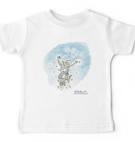 Cereal boxes Baby's T-shirt