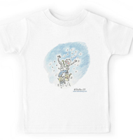 Cereal boxes Child's T-shirt