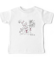 Wedding disaster Baby's T-shirt