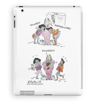 Easter iPad case