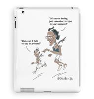 Higher Flyer iPad case