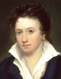 Shelley as a romantic poet