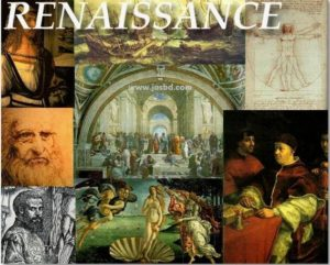 Important features of Renaissance period