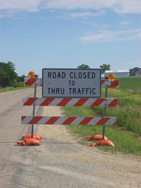 roadclosed-through