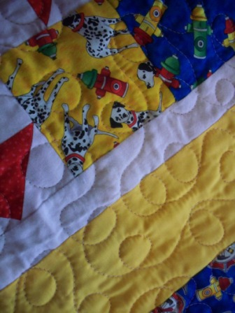 BabyFiremanQuilt-close