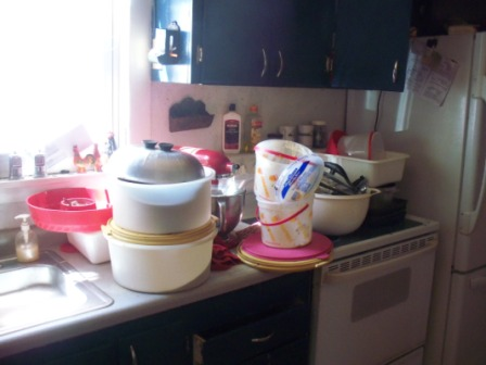 KitchenMess