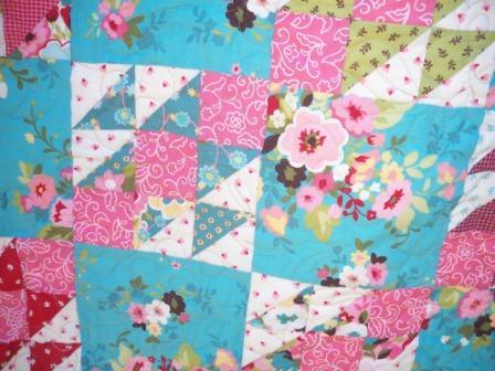 Quilt-stitching