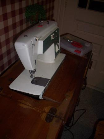 sewing mcahine