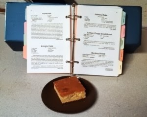 Cookbook with Cornbread