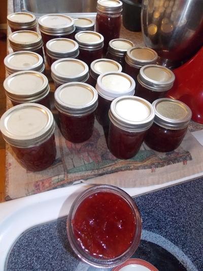 strawberry-rhubarb-jam