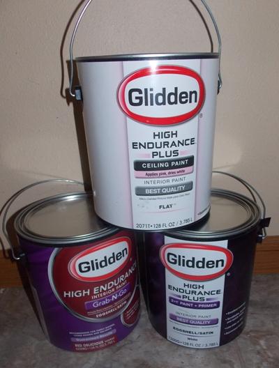 Glidden-paint