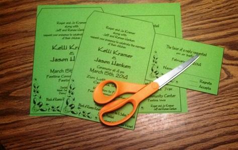 Wedding Invite Pics