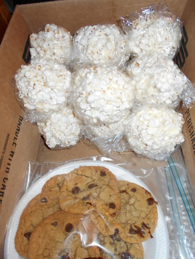 Popcorn Balls | Jo's Country Junction