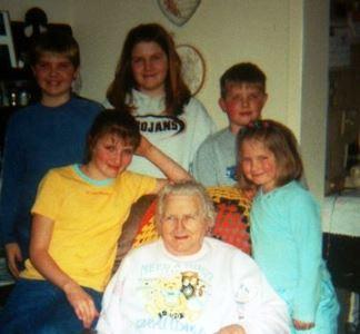 TBT with Grandma Kramer