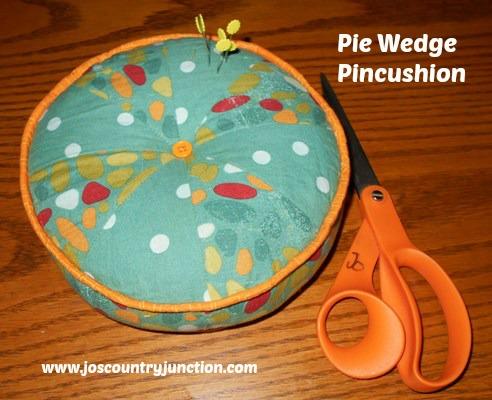 Pincushion-