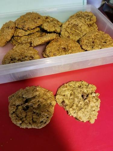 Pumpkin-Oatmeal-Cookies-