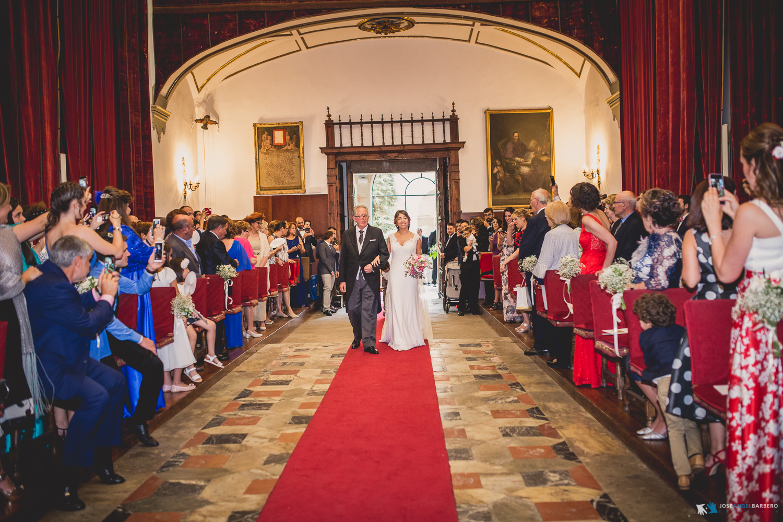 fotografo salamanca boda