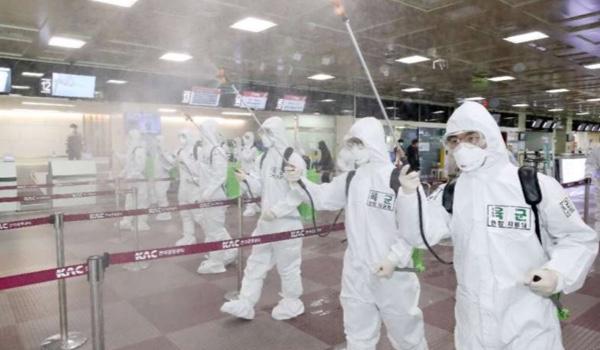 Global coronavirus infections pass 100,000