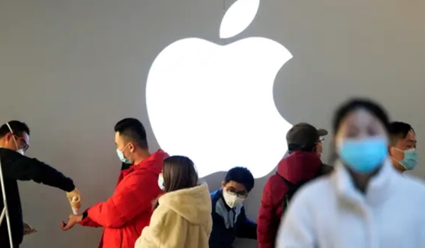 Apple, Google, CNN, Amazon and others restrict employee travel due to coronavirus