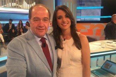 José Carlos Fuertes en TV