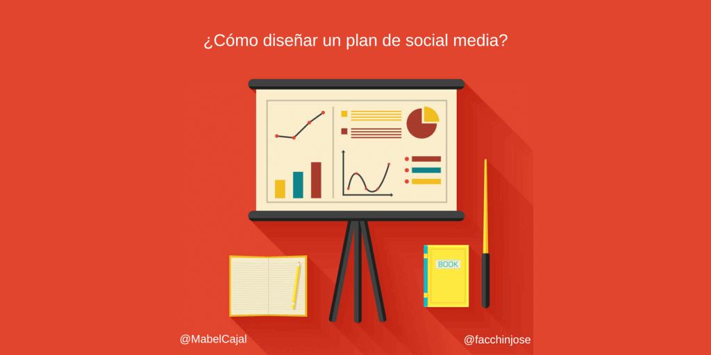 ¿Cómo diseñar un plan de social media marketing?
