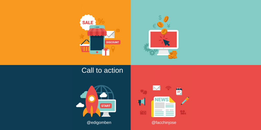 """Guía para crear llamadas a la acción más atractivas """"CTA"""""""