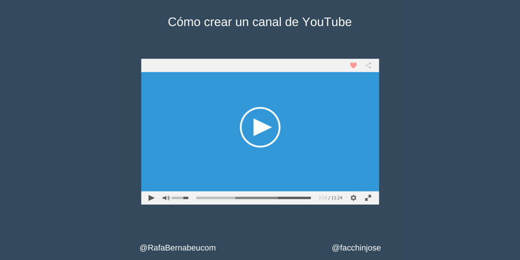 Tutorial paso a paso de cómo crear tu cuenta de YouTube