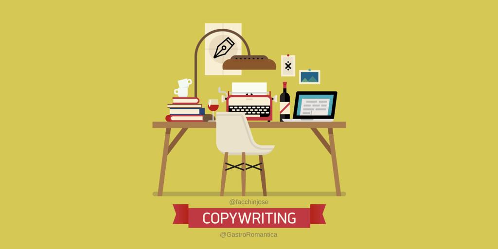 ¿Qué es #Copywriting y por qué lo necesita tu restaurante?