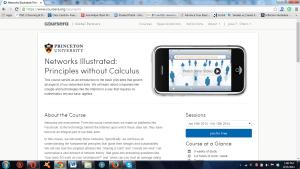 Princeton University Coursera