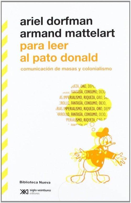 Para Leer al Pato Donald Libro