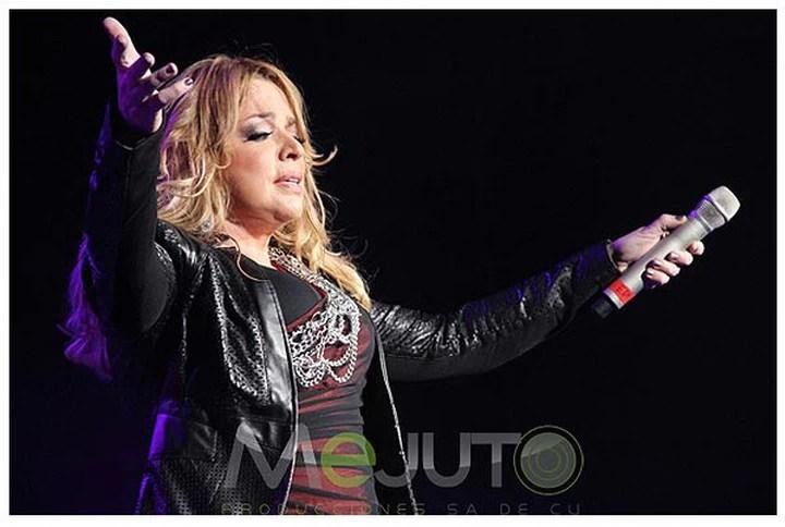 Ednita Nazario. Mejuto Producciones. PHOTO Jose Luis Lozano