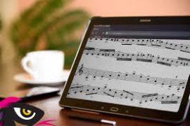 biblioteca digital musical