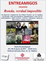 cartel musical ronda