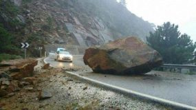 piedra carretera