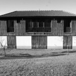 Casa na Barca Nova - vista de sul