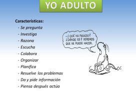 El estado del yo adulto en psicoteapia y coaching, consulta en Sabadell