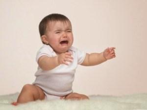 Angoixa de separació i nen interior de l'adult