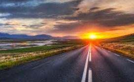 Volver a casa tras un largo viaje con todo lo aprendido en el camino.