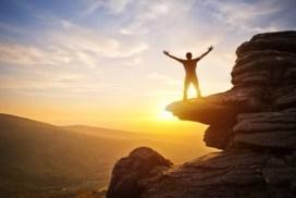 La autoestima es un viaje a uno mismo.