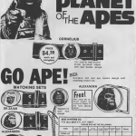Go Ape! With Planet of the Apes belt buckles!