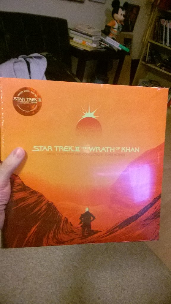 Buy This Star Trek Ii The Wrath Of Khan Soundtrack From