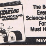 Starlog Trading Post from 1982 showcases a world of geeky wonder