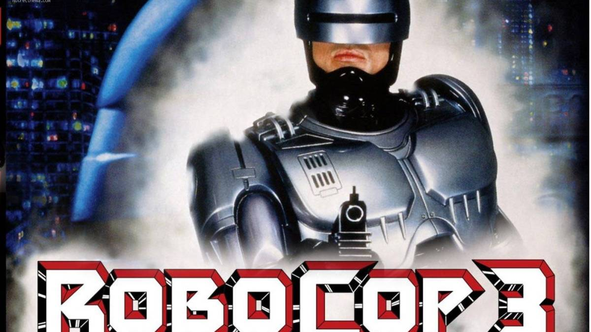 Remembering Robocop 3, a middling finale to a series that should have had no sequels