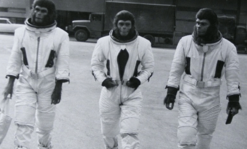 Happy 50th Anniversary to the Planet of the Apes!