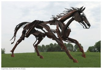 Joseph-Fichter-Grand-Junction-Horse-Sculptures