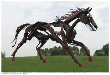 Joseph-Fichter-Grand-Junction-Horse-Sculptures