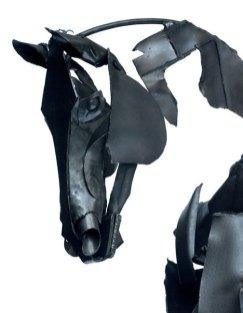 Joseph Fichter Horse Sculpture Proteus