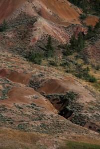 Hoodoos canyon